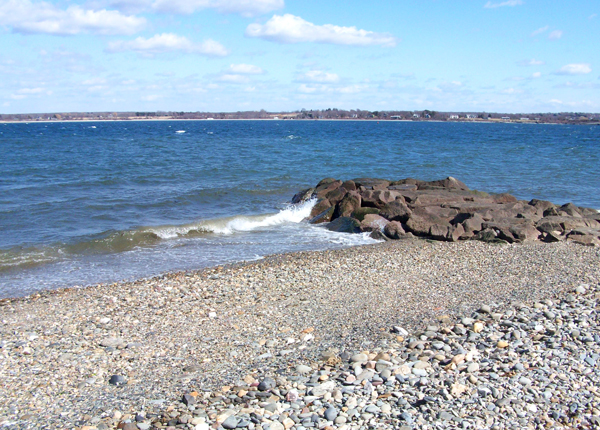 sandy point beach portsmouth ri