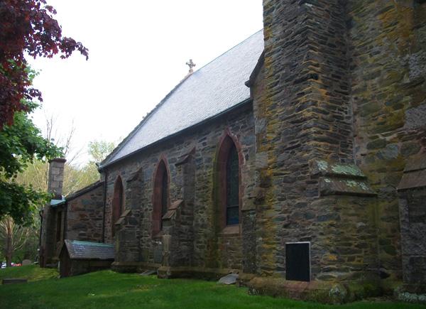 st. mary's church, portsmouth ri